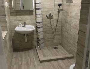 Balatonfenyves medencés apartman WIFI KLIMA