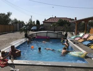 Földszintes nyaraló Nimród u 43. Balatonfenyves