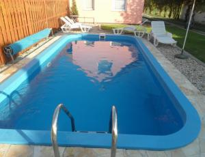 BF40_A demanding luxury holiday with pool - Balatonfenyves